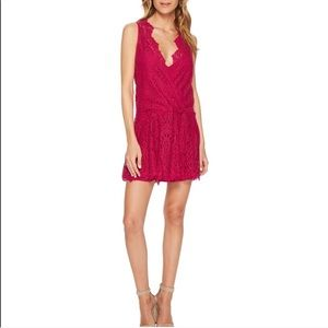 NWT Free People Heart in Two Mini Dress sz XS